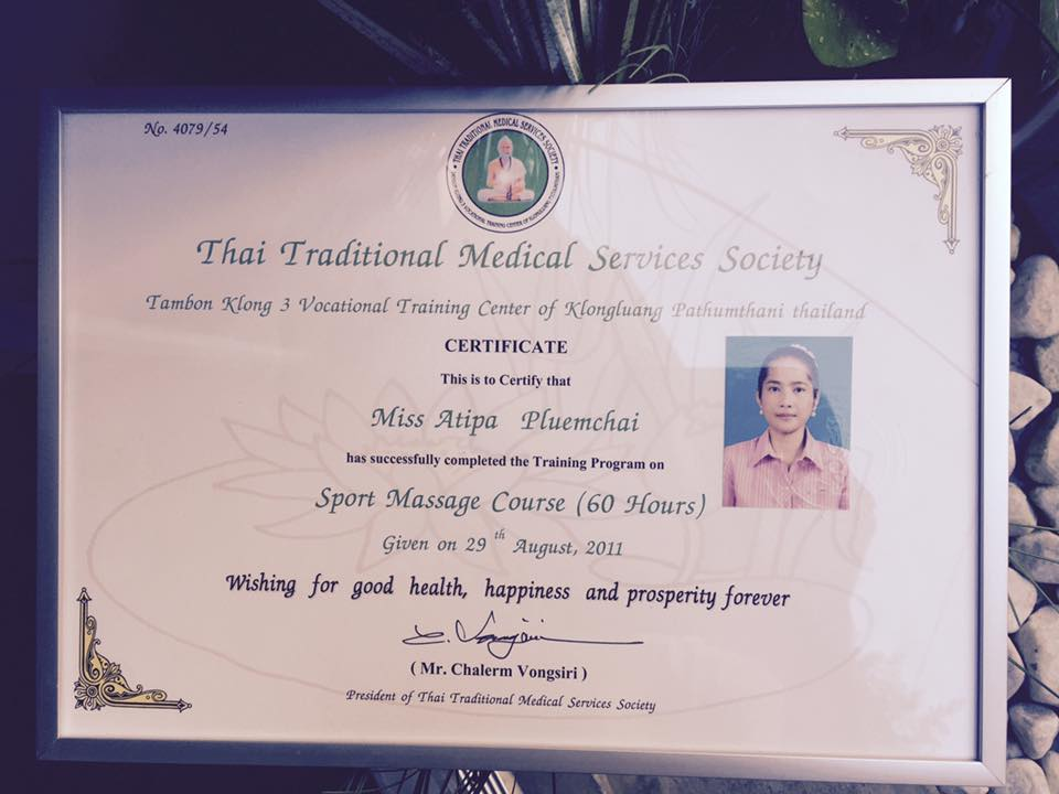 Sport Massage Hattha Thai Massage Basel